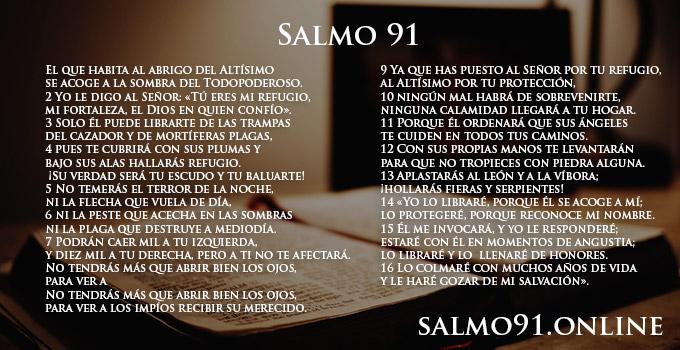 Significado del Salmo 91