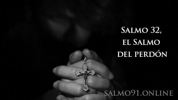 Salmo para pedir perdón
