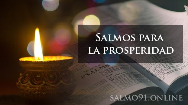 oraciones para la prosperidad
